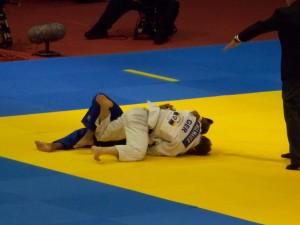 Englmaier (GER)- Romero (ECU) JGP Ddorf 2012