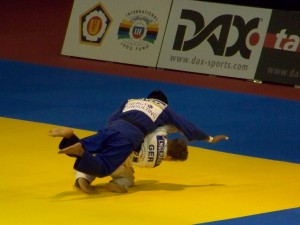 Englmaier (GER) - Romero (ECU) JGP Ddorf 2012 (2)